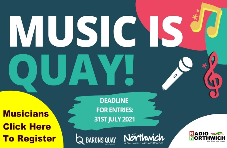 Apply to enter Music Is Quay 2021