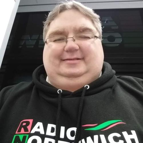 Radio Northwich Presenter Andy Davies