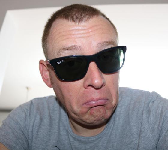 Radio Northwich Presenter DJ Flames