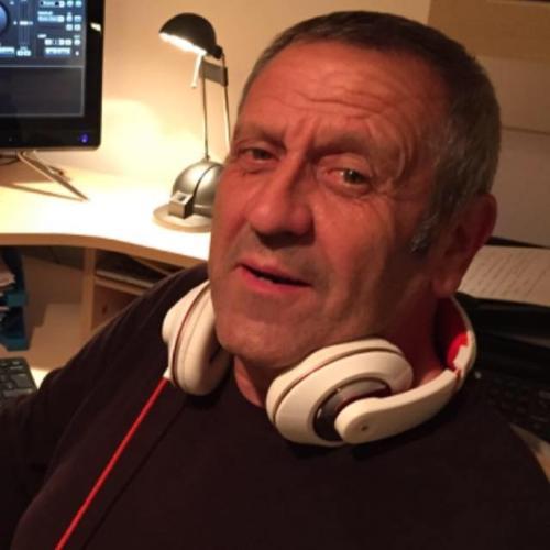 Radio Northwich Presenter Derek Smith