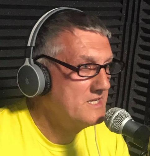 Radio Northwich Presenter Dave Rogers