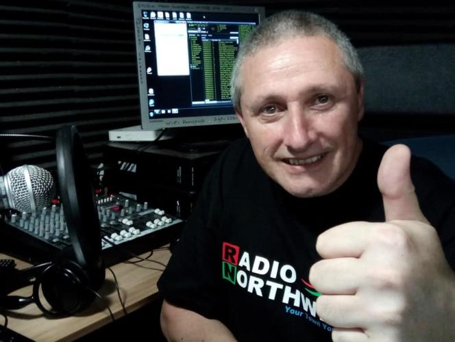 Radio Northwich Presenter Stevie D