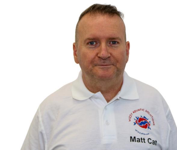Radio Northwich Presenter Matt Cat