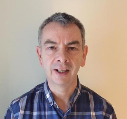 Radio Northwich Presenter Nigel Parton