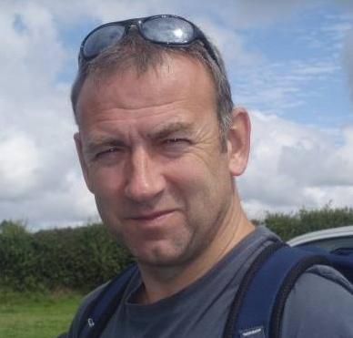 Radio Northwich Presenter John Thompson