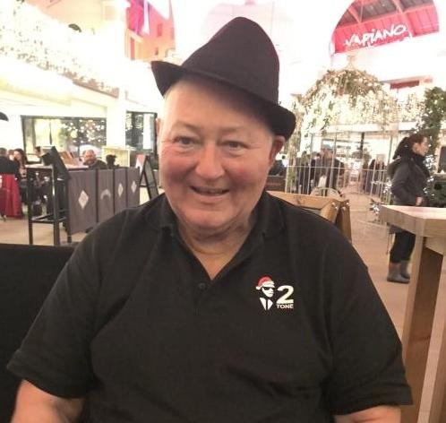 Radio Northwich Presenter Jason Judge