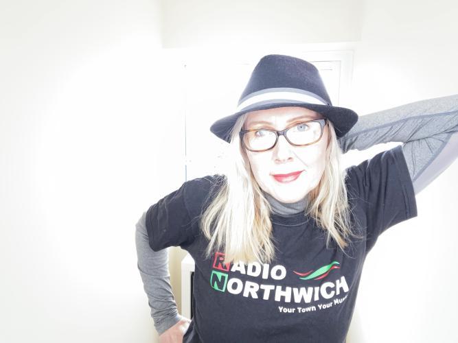 Radio Northwich Presenter Nicky Clifford