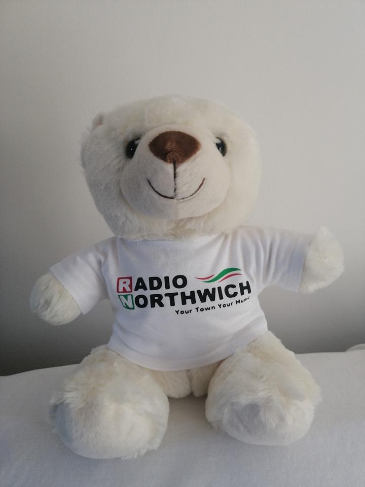 Radio Northwich Merchandise - Bear