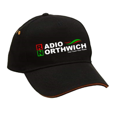 Radio Northwich Official Merchandise - Baseball Caps