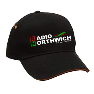 Radio Northwich Official Merchandise - Baseball Caps
