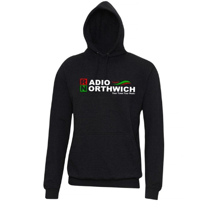 Radio Northwich Official Merchandise - Hoodies