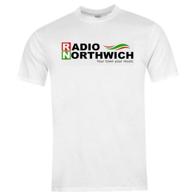 Radio Northwich Merchandise - T-Shirt