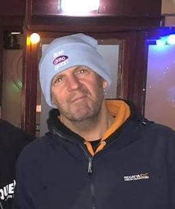 Radio Northwich Presenter Steve Garnett