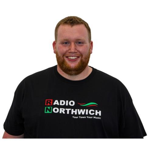 Radio Northwich Presenter Jack Price