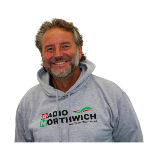 Radio Northwich Presenter Dave Rice