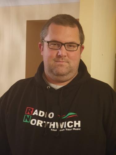 Radio Northwich Presenter Crouchy