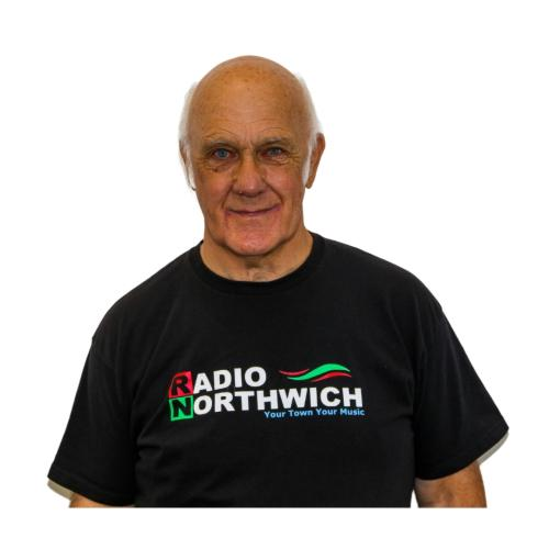 Radio Northwich Presenter Jeff Stuart