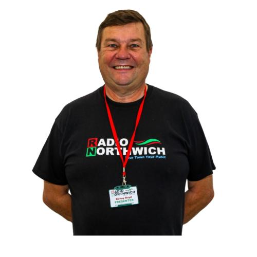Radio Northwich Presenter Kenny Boyd