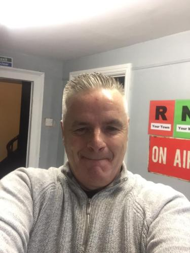 Radio Northwich Presenter JB