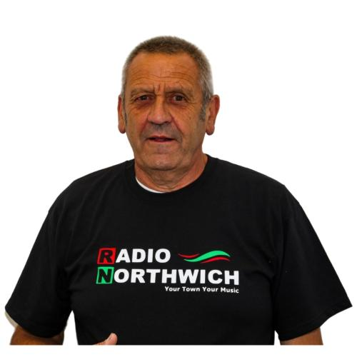 Radio Northwich Presenter Derek Smith