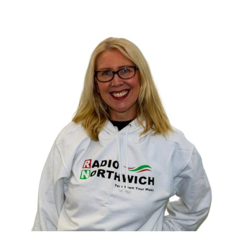 Radio Northwich Presenter Nicky Clifford