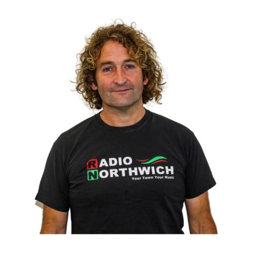 Radio Northwich Presenter Robert Chisholm