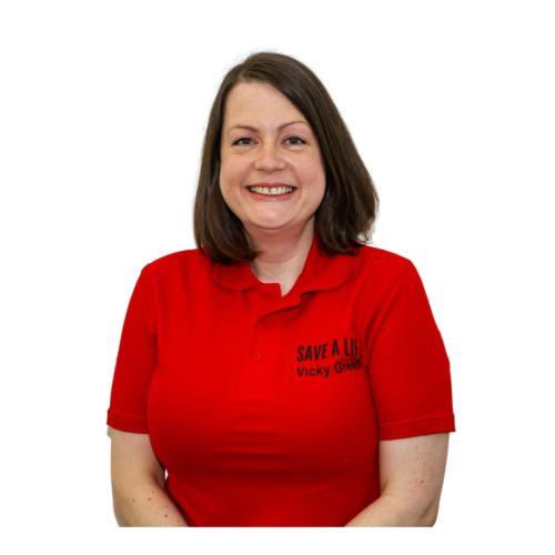 Radio Northwich Presenter Vicky Green