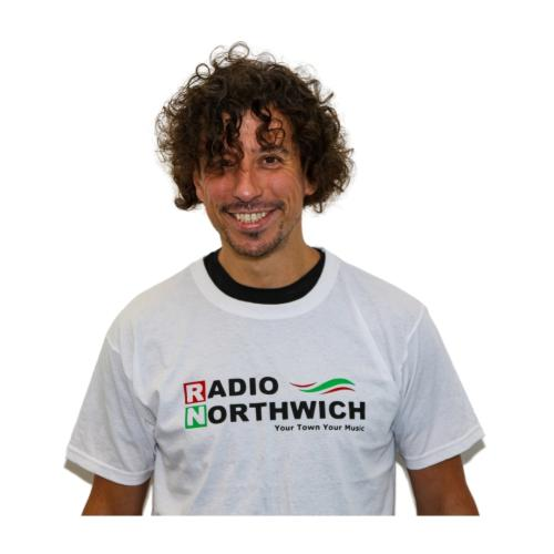 Radio Northwich Presenter John Fielding