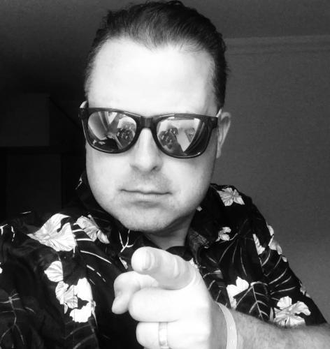 Radio Northwich Presenter Andy Dale